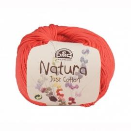 DMC Natura Just Cotton N18 Coral