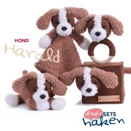 Garen en fourniturenpakket Hond Harold