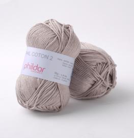 Phildar Coton 2 Taupe