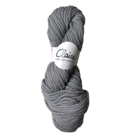 byClaire Chunky Cotton 014 Grey