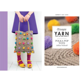 Yarn, the after party Polka Pop Tote nr 97 (kooppatroon)