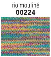 Catania color nr 00224 Rio mouliné SMC