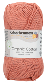 SMC Organic Cotton 00035 Rose