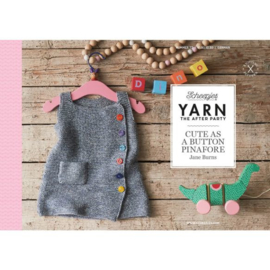 Yarn, the after party Patroon Cute Button Pinafore nr 113