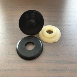 Berenschijf, Schanier voor draaimechanisme hoofd, benen en armen 20mm