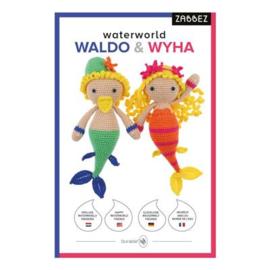 Zabbez mermaids Waldo & Wyha