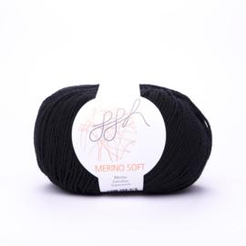 ggh Merino Soft 015 - Zwart