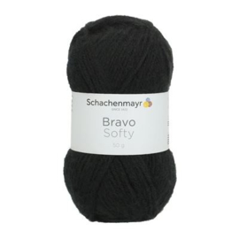 SMC Bravo Softy 8226 Zwart