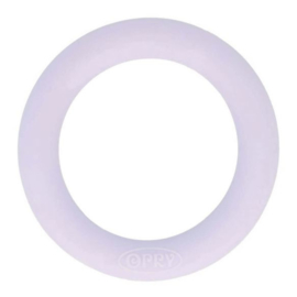 Opry siliconen bijtring  55mm kleur 187 Lila