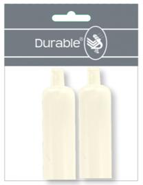 Durable Pieper lang 116 mm - per 2 stuks