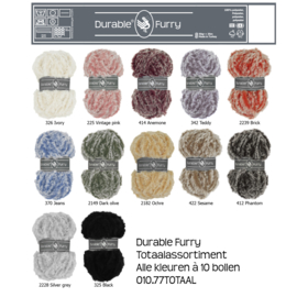 Durable Furry 422 Sesame