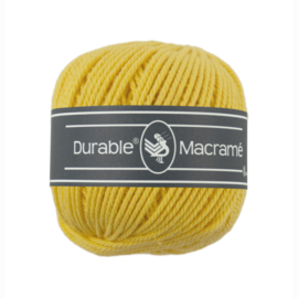 Durable Macrame 2180 Bright yellow