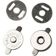 Magneetsluiting 18mm , magnetische sluiting- 4 stuks