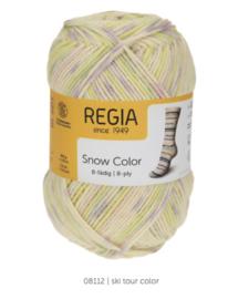 Regia 8ply snow color 8112