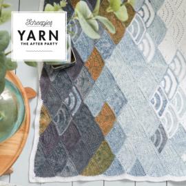 Pakket voor Scheepjes Yarn  Mountain Clouds Blanket  compleet SKIES