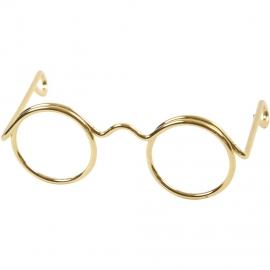 Bril 35 mm 10 stuks