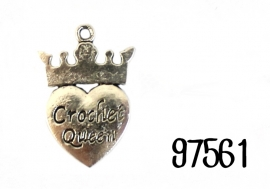Bedel met hartje en Kroon