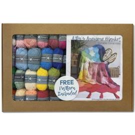 Durable Coral Mini alle 88 kleurtjes in 1 doos! met gratis patroon!