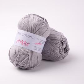 Phildar Coton 2 Silver 0074