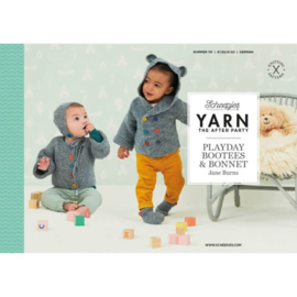 Yarn, the after party Patroon Playday Bootees-Bonnet nr 110