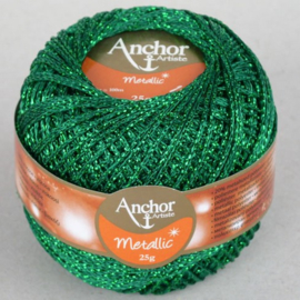 Anchor Artiste metallic Groen 322