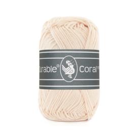 Durable Coral mini 2191 Pale peach