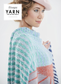 Yarn, the after party Patroon Alto Mare Wrap  nr 30 (kooppatroon)