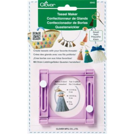 Clover Tassel Maker Small