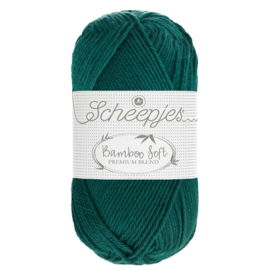 Scheepjes Bamboo Soft 254 Mighty Spruce