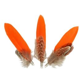 Veer oranje 693