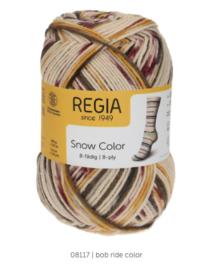 Regia 8ply snow color 8117