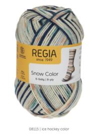 Regia 8ply snow color 8115