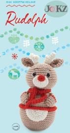 Garen en fourniturenpakket Mini Tuimelaar Rudolph