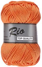 Lammy Yarns Rio katoen 028 Oranje