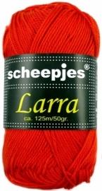 Scheepjeswol Larra 7404 Diep Oranje