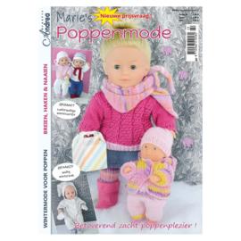 Marie's Poppenmode nr 22 - Wintermode