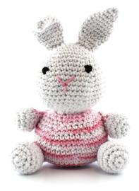 DIY Haakpakket Bunny Eco Barbante Kit Nila