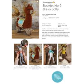 Bravo Softy booklet nr 9 met 7 designs