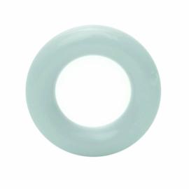 Plastic Ringetje 25 mm ~ Lichtblauw