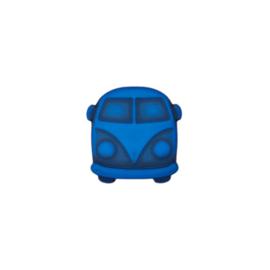 Knoop VW busje blauw