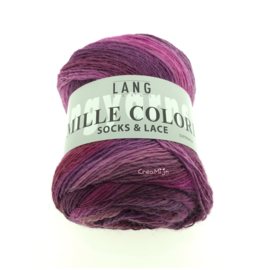 Lang Yarns Mille Color socks & lace 65
