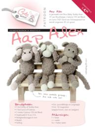 Patroonboekje Aap Alex