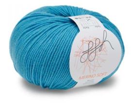 ggh Merino Soft 137 - Turquoise