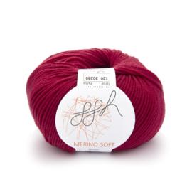 ggh Merino Soft 120 - Cranberry rood