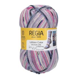 Regia 4ply design line A&C Lofoten Color 3883 Svlovaer color