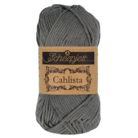 Scheepjes Cahlista 501 Anthacite