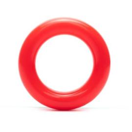 Durable Plastic Ringetje 30 mm ~ rood- 5 stuks