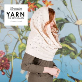 Yarn, the after party Patroon Springtime Hooded Cowl  nr 26