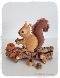 Antoinette Crochet haakpakketjes voor haar patroontjes!