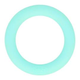 Opry siliconen bijtring  55mm kleur 285 Mint